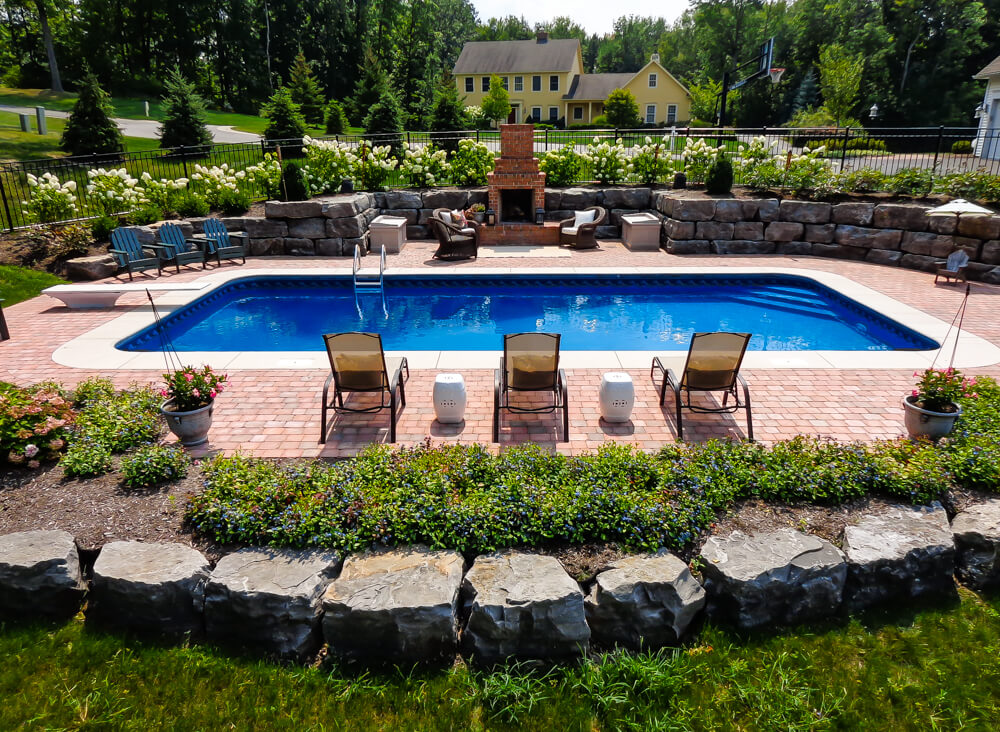 Inground pools - replacement liners - spas - service - North ...
